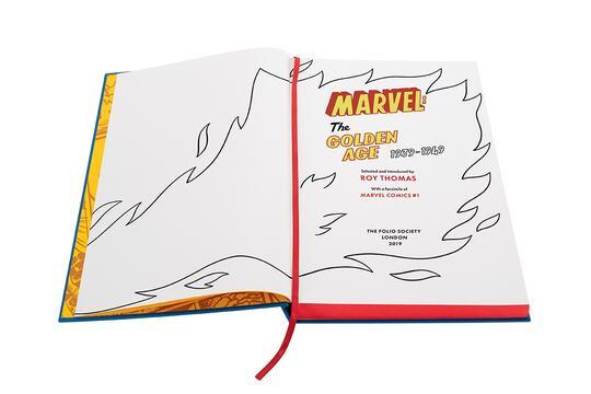 Marvel: The Golden Age 1939-1949, Kumpulan Komik Ikonik yang Wajib Dikoleksi!