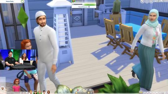 The Sims 4 Resmi Dapatkan Konten Bernuansa Islami