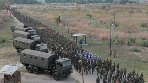 Kolombia ingatkan Venezuela agar dana digunakan untuk pangan, bukan rudal