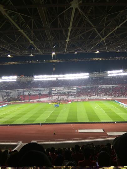 Suporter Timnas Indonesia (Masih) Belum Dewasa