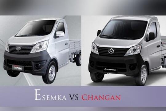 Apa Iya Mobil Esemka Jiplakan Changan China ??