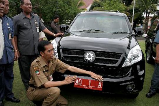 Esemka, Bukan Lagi Kendaraan Politik?