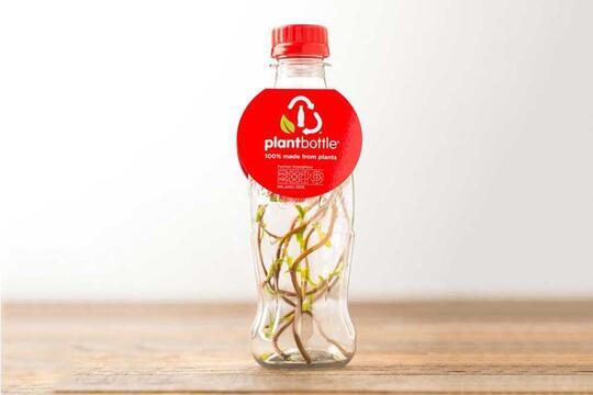Yippie! Akhirnya Botol Minuman Terbuat Dari Tumbuhan