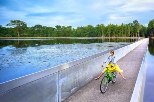 5 Tempat Bersepeda Terindah Di Dunia Yang Baru Viral 2019 — Anjay!