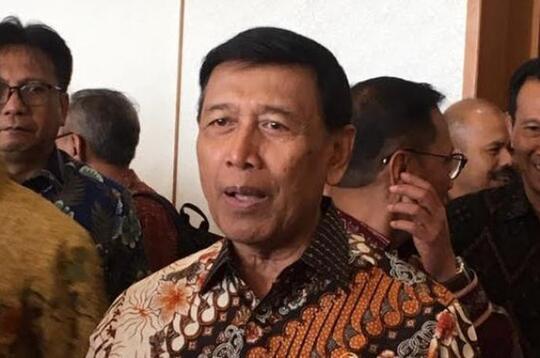 Wiranto: Kisruh KPAI dan Djarum Dibicarakan Baik-Baik