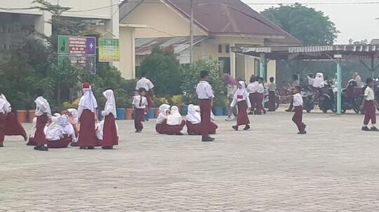 Asap Karhutla Tambah Parah, Jarak Pandang di Riau 800 Meter