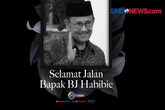 7 Warisan Penting BJ Habibie saat Menjabat Presiden