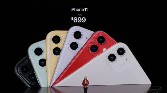 iPhone 11 Resmi Diluncurkan : Lebih Murah dari iPhone XR