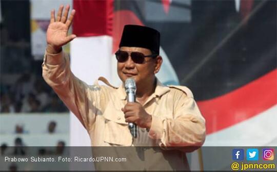 Prabowo Subianto Ingin Jadi Profesor seperti Pak Habibie