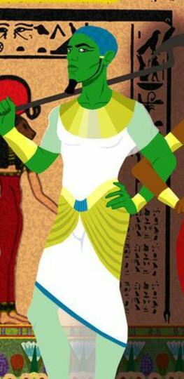 Dewa Mesir Kuno Yang Tak Kalah Ngejreng