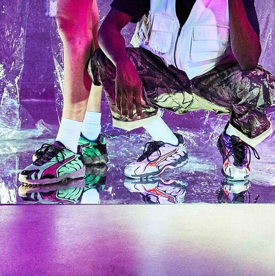 Apakah Ini Jadinya Kalau Badarawuhi Bikin Kolaborasi Sneakers?