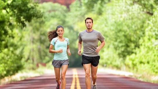 Berolahraga Agar Sehat Raga, dan Pikiran