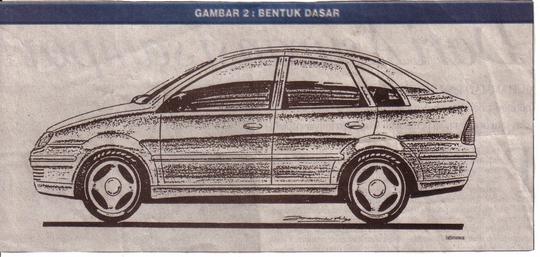 Mobil Nasional Karya Habibie: Harga Cuma Rp30 Juta, Bermesin 1.200cc