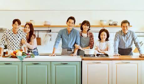 4 Drama yang menghiasi Perjalanan Karir Song Kang