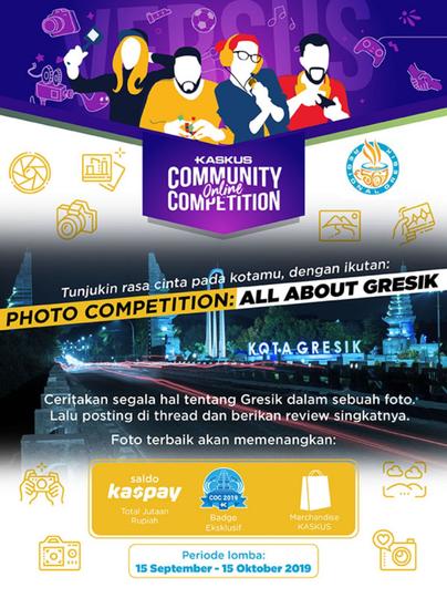 COC KASKUS REGIONAL GRESIK 2019