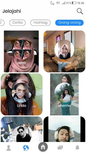 Keren, Sosial Media Berfitur Lengkap Ini Karya Anak Bangsa