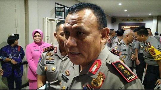 Firli Jadi Ketua KPK, Polri: Statusnya Anggota Polri, Kecuali Undur Diri