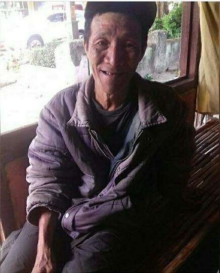Mengembalikan Dompet Hilang, Kakek Ini Menempuh Jarak Sepanjang 276 Kilometer