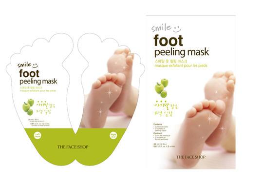Rekomendasi 6 Produk Foot Mask Korea