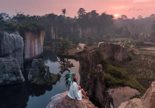 7 Destinasi Wisata Tebing di Indonesia yang Memukau
