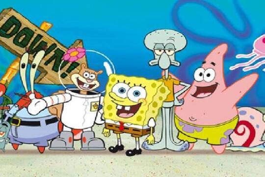 KPI Beri Sanksi SpongeBob SquarePants, Ini Penyebabnya