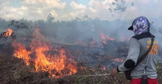 Waspada Kabut Asap Sumatra & Kalimantan