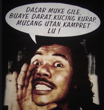 Gara-gara Umpatan Kasar, Tayangan Promo Film Gundala Disanksi KPI