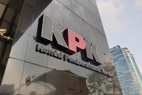 DPR Sahkan 5 Pimpinan KPK 2019-2023 Lewat Paripurna Hari Ini