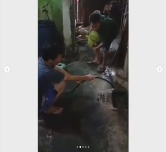 Alih-alih Ingin Coba Membuktikan Gas LPG Berisi Air, Dua Pemuda Ini Malah Terbakar