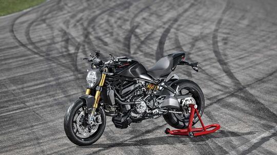 Ducati Monster 1200 S Black Edition Resmi Diperkenalkan