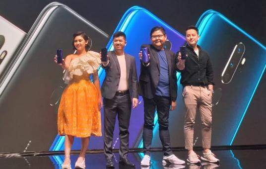 OPPO A9 2020: Smartphone Empat Kamera dengan Speaker Dolby Atmos