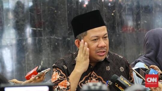 Fahri Hamzah Persilakan Publik Gugat Revisi UU KPK ke MK