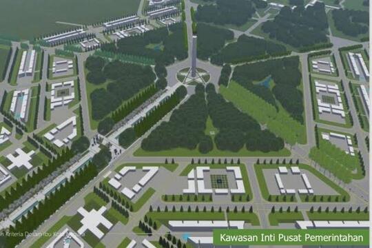 Ibukota Pindah, Zamrud Khatulistiwa Hilang?