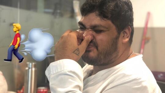 What The Fart (WTF), Kontes Kentut Dengan Suara Paling Merdu Yang Berasal Dari India