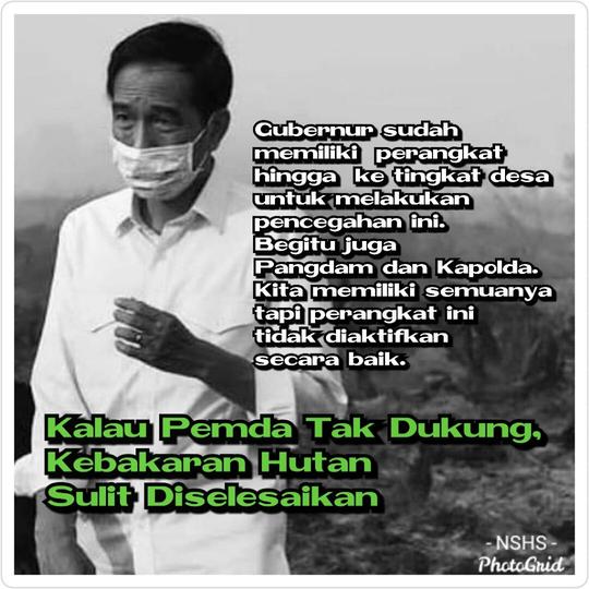 Ketika Gubernur Riau dan Wali Kota pilih keluar negeri saat kabut asap kian pekat