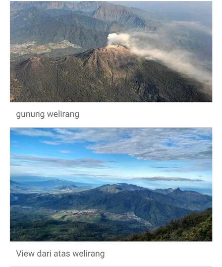 Diikuti Jin Penunggu Gunung Welirang