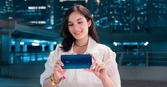 OPPO A9 2020 Jadi Ponsel Empat Kamera Pertama di Indonesia