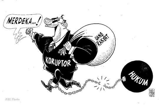 Apakah Revisi UU KPK Membuat Koruptor Jera Atau Malah Justru Berpesta?