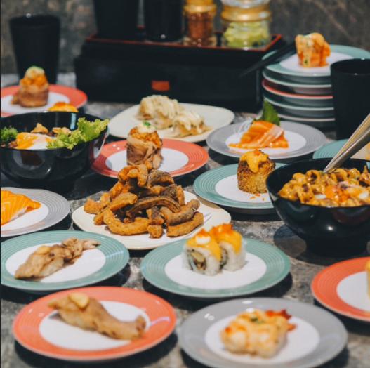 Rekomendasi Restoran Sushi Dengan Harga Ramah di Kantong