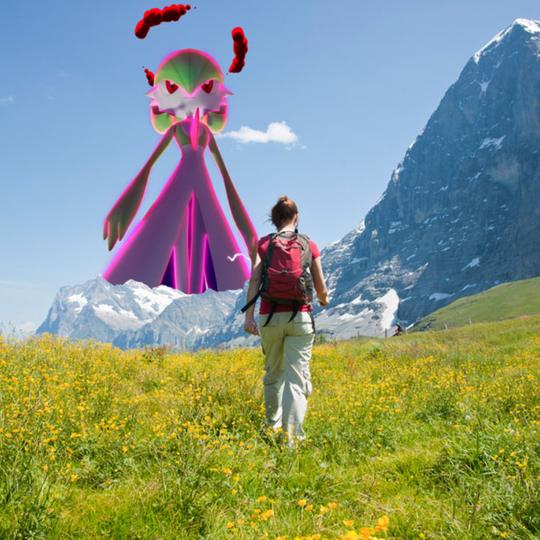 Dynamax Camera, Sebuah Camera Yang Bisa Anda Gunakan Untuk Foto Bersama Pokemon
