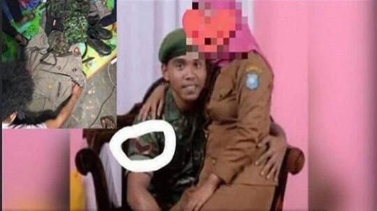 Ngaku Anggota TNI, Ebong Perdaya 2 Perempuan Cantik, 1 Mahasiswi dan 1 Lagi Siswi SMA