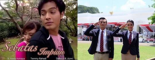 Nostalgiaan, Yuk! Inilah Para Pemeran FTV Naga Indosi4r dan Kondisi Mereka Sekarang