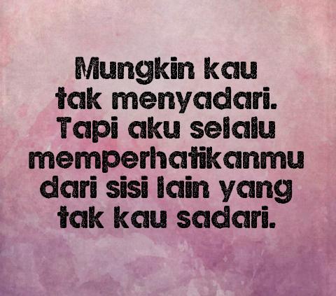 quotes untuk yang sedang jatuh cinta diam diam kaskus