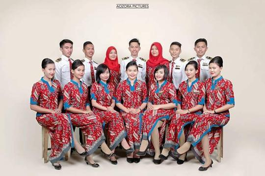 Staff Bandara Airlines Business Career Tadika Puri Kaskus