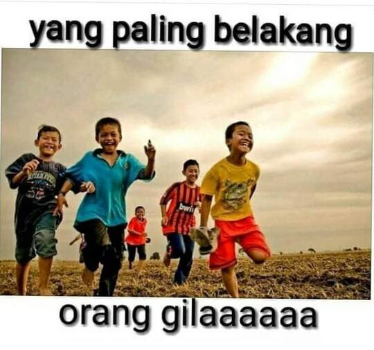 Potret Kebahagiaan Anak 90 an yang Melegenda, GanSist Pernah Alami yang Mana?