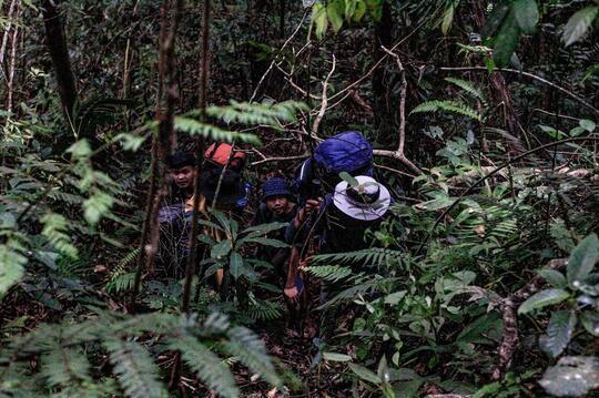 Cerita Nyata : Tersesat Di Desa Hantu Gunung Kalingan