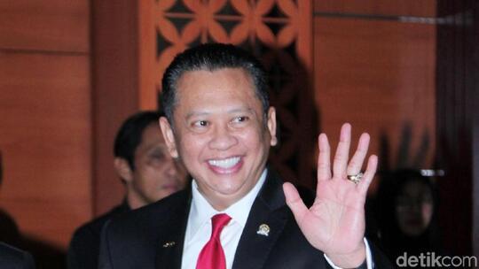 Gerindra Sepakat Musyawarah, Kursi Ketua MPR untuk Bambang Soesatyo