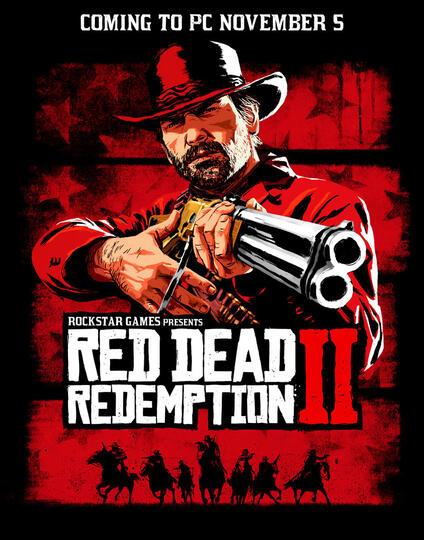 Red Dead Redemption 2 Resmi Menuju PC