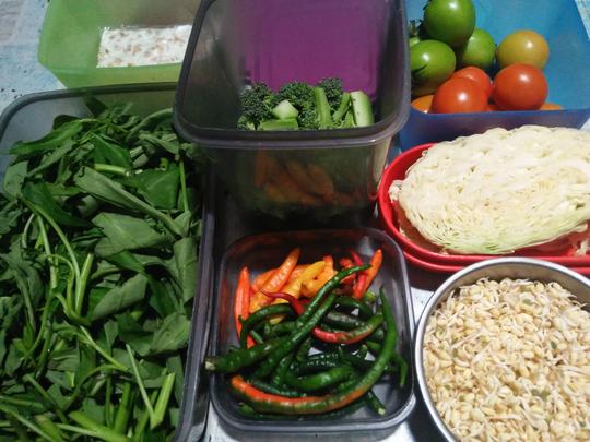 """""""Food Preparation"""" Solusi Bagi Wanita Sibuk Agar Tetap Bisa Memasak"""