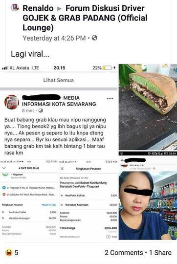 Viral Ibu-ibu Curhat Martabak Separo, Netizen Malah Menertawakan